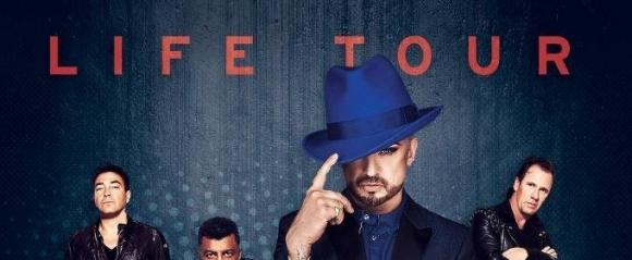 Boy George, Culture Club & The B-52s at Wang Theatre