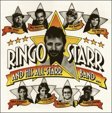 Ringo Starr And His All Starr Band at Wang Theatre