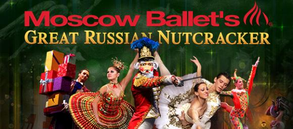 Moscow Ballet's Great Russian Nutcracker at Wang Theatre