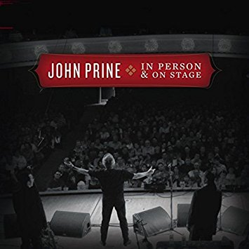 John Prine at Wang Theatre