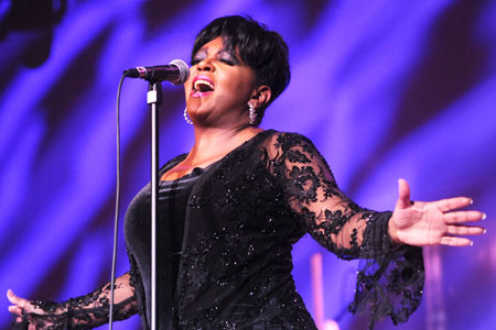 Anita Baker at Wang Theatre