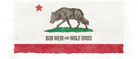 Bob Weir and Wolf Bros at Wang Theatre