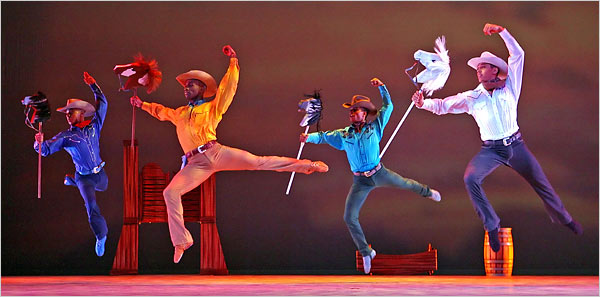 Alvin Ailey American Dance Theater at Wang Theatre