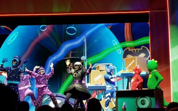 PJ Masks at Wang Theatre