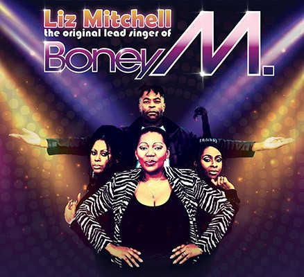 Boney M & Liz Mitchell at Wang Theatre