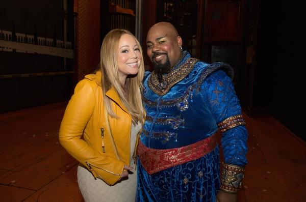 Mariah Carey at Wang Theatre