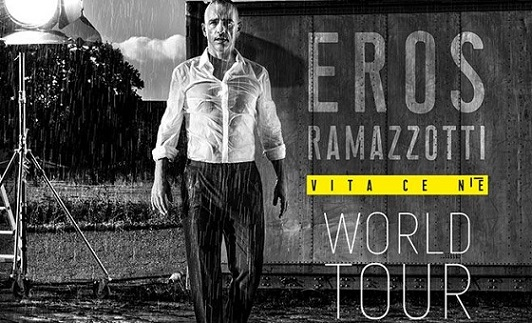 Eros Ramazzotti at Wang Theatre
