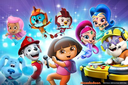 Nick Jr. Live! Move to the Music at Wang Theatre