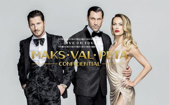 Maks & Val [CANCELLED] at Wang Theatre
