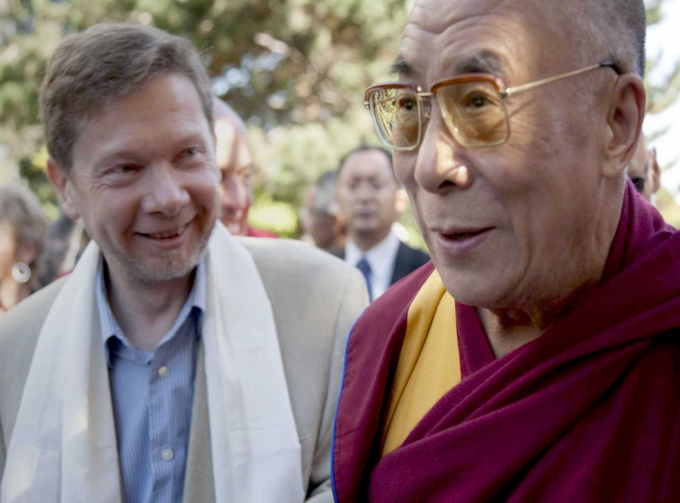 Eckhart Tolle at Wang Theatre