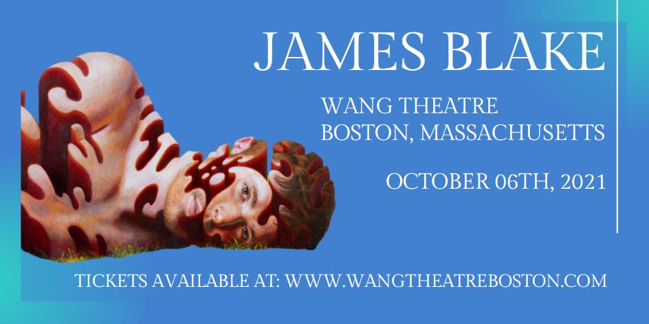 James Blake at Wang Theatre
