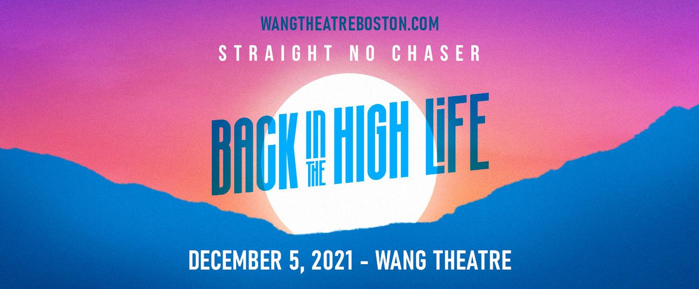 Straight No Chaser at Wang Theatre