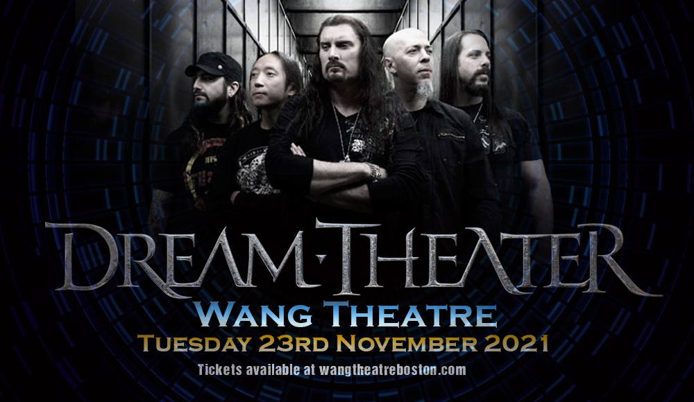 Dream Theater at Wang Theatre