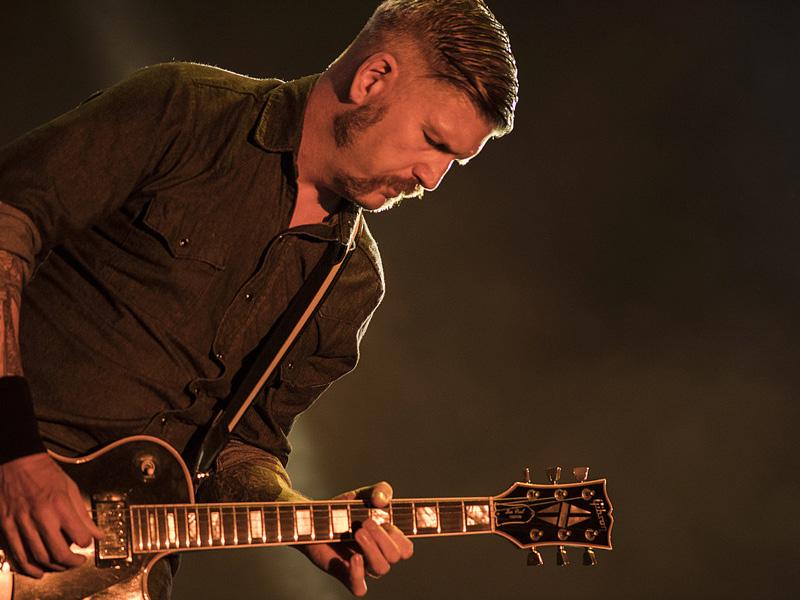 Opeth and Mastodon Co-Headline Tour at Wang Theatre