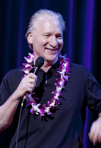 Bill Maher at Wang Theatre
