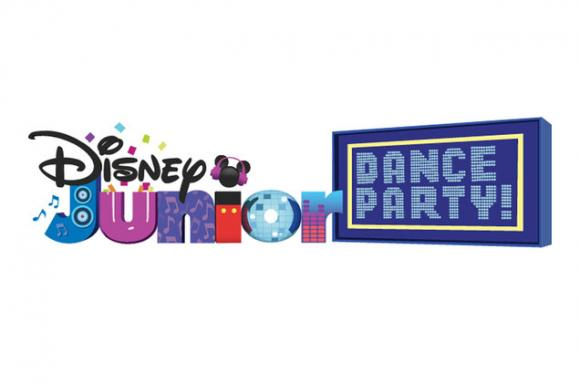Disney Junior Dance Party at Wang Theatre