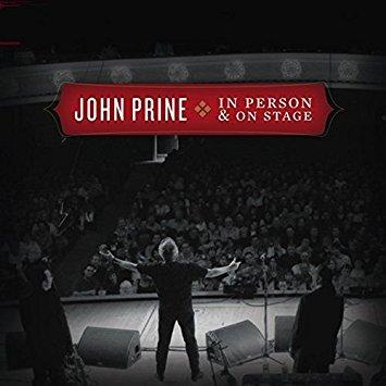 John Prine at Wang Theatre