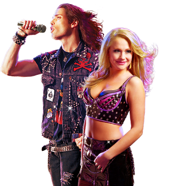 Rock Of Ages at Wang Theatre