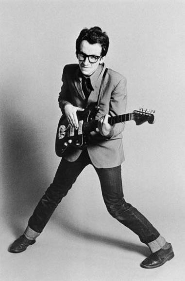 Elvis Costello at Wang Theatre