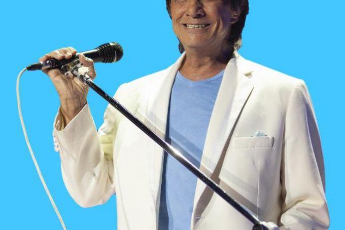 Roberto Carlos at Wang Theatre