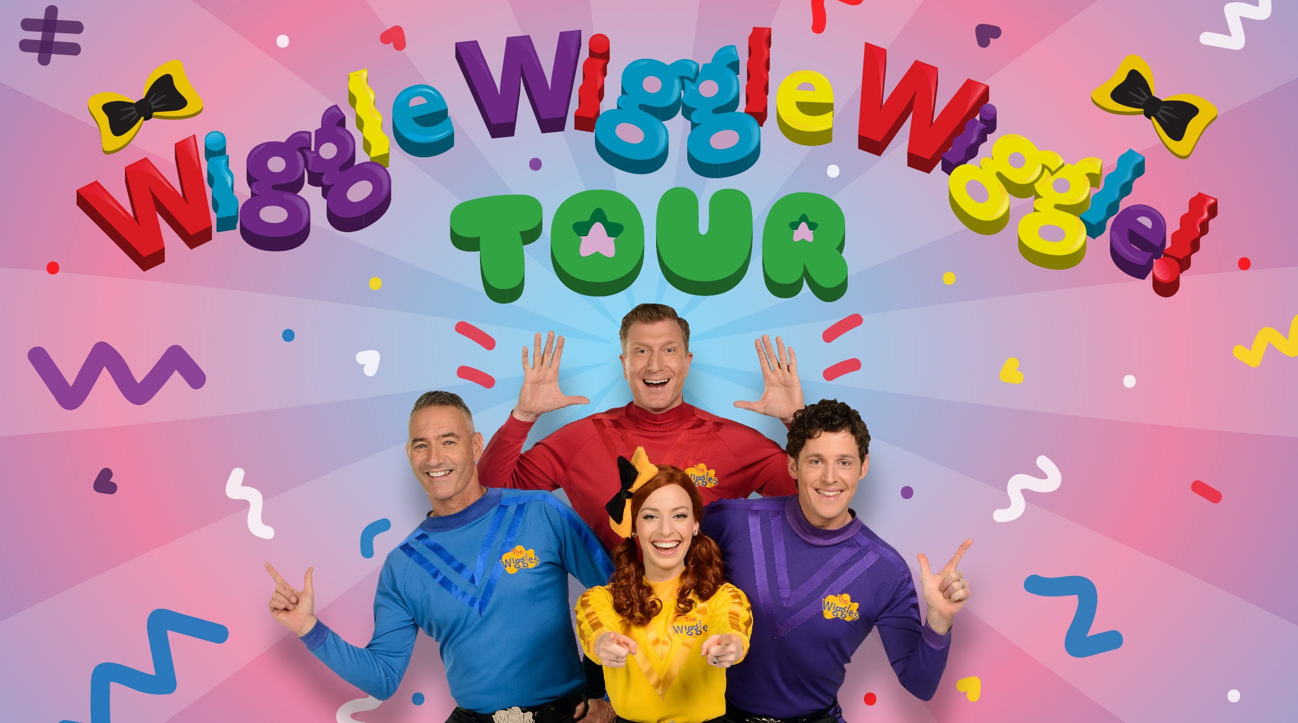 The Wiggles at Wang Theatre