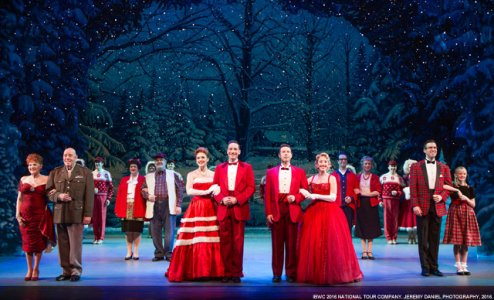 Irving Berlin's White Christmas at Wang Theatre