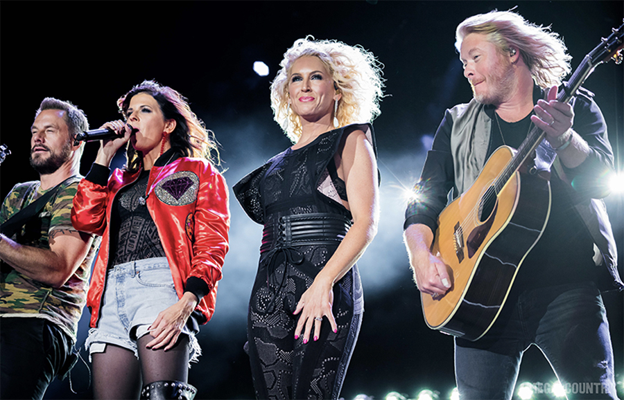 Little Big Town at Wang Theatre