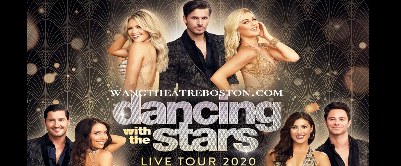 Dancing With The Stars at Wang Theatre