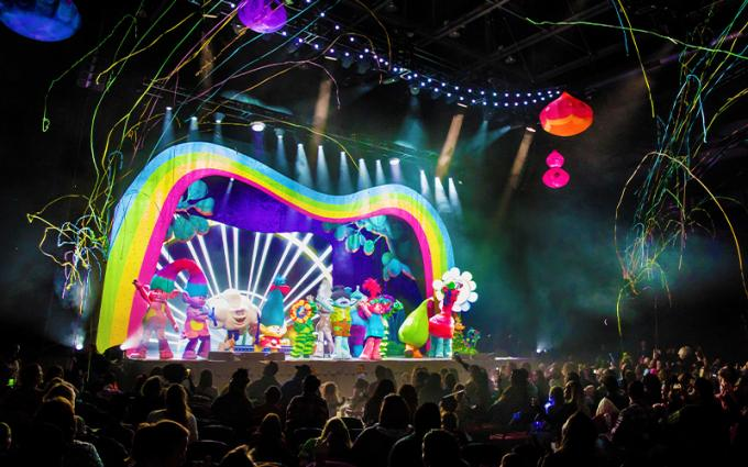 Trolls Live! [CANCELLED] at Wang Theatre