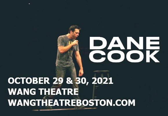 Dane Cook at Wang Theatre