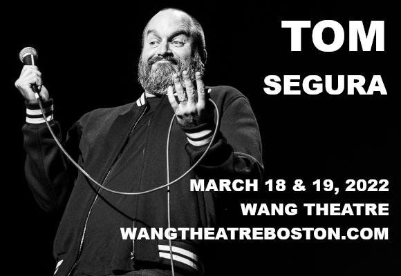 Tom Segura at Wang Theatre