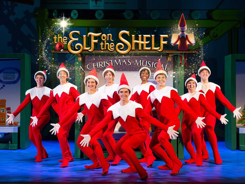 The Elf on the Shelf - A Christmas Musical at Wang Theatre
